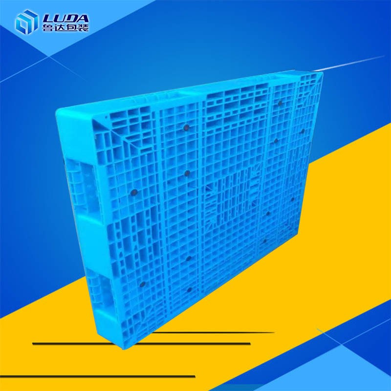 使用循环仓储货架库房塑料托盘的优势